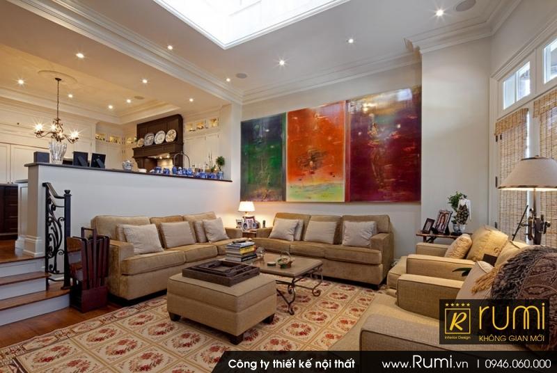 Mẫu nội thất biệt thự đẹp, cao cấp tại TP Hồ Chí Minh