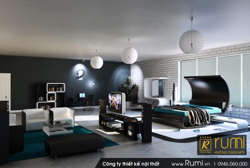 Thiết kế nội thất tại Bắc Ninh