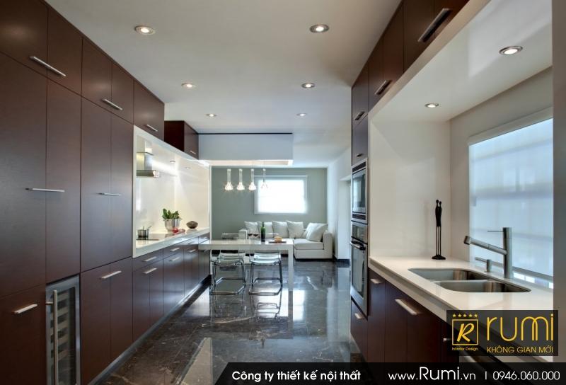 Thiết kế nội thất nhà chung cư cao cấp và hiện đại tại Hải Phòng