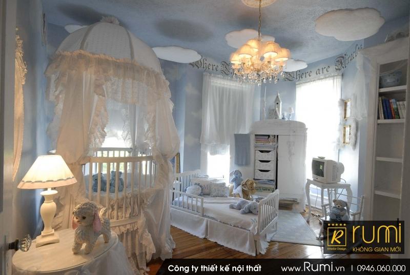 Mẫu nội thất biệt thự đẹp đáng mơ ước tại khu đô thị LIDECO