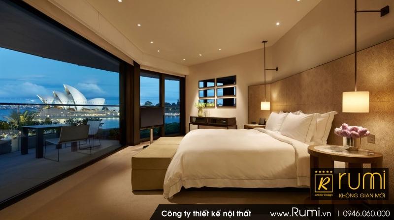 Mẫu thiết kế nội thất nhà biệt thự đẹp sang trọng tại Thái Hà