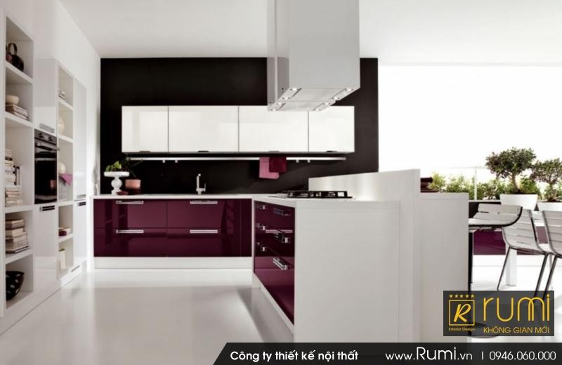 Thiết kế nội thất chung cư nhỏ sang trọng tại Hà Nội