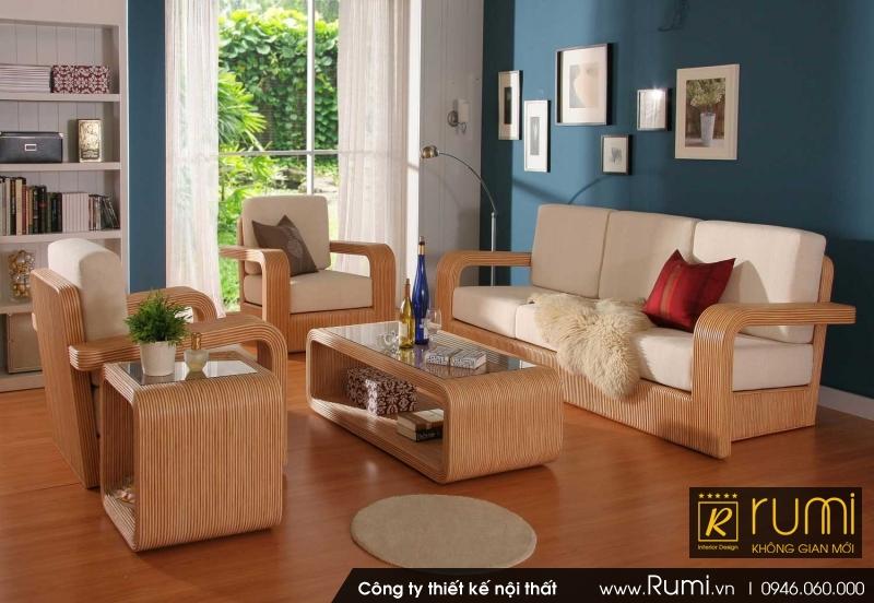 Thiết kế nội thất tại Bình Phước