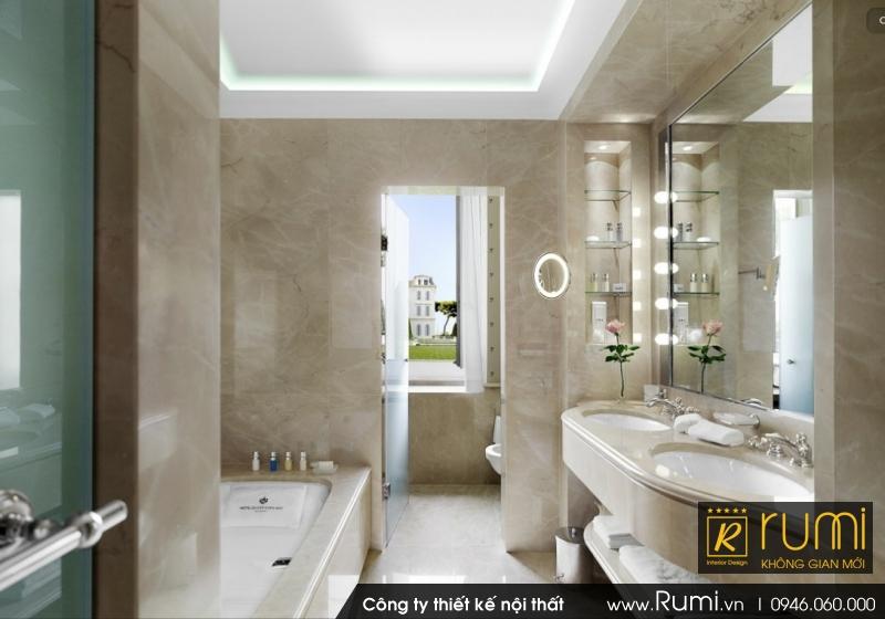 Thiết kế nội thất nhà biệt thự đẹp, cao cấp tại Hà Nội