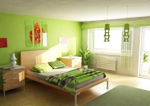 Thiết kế nội thất phòng ngủ đẹp cho 12 cung hoàng đạo