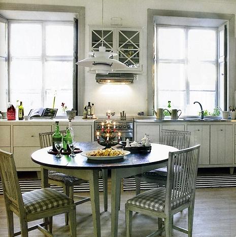 Mẫu phòng ăn cực chuẩn cho căn hộ chung cư nhỏ