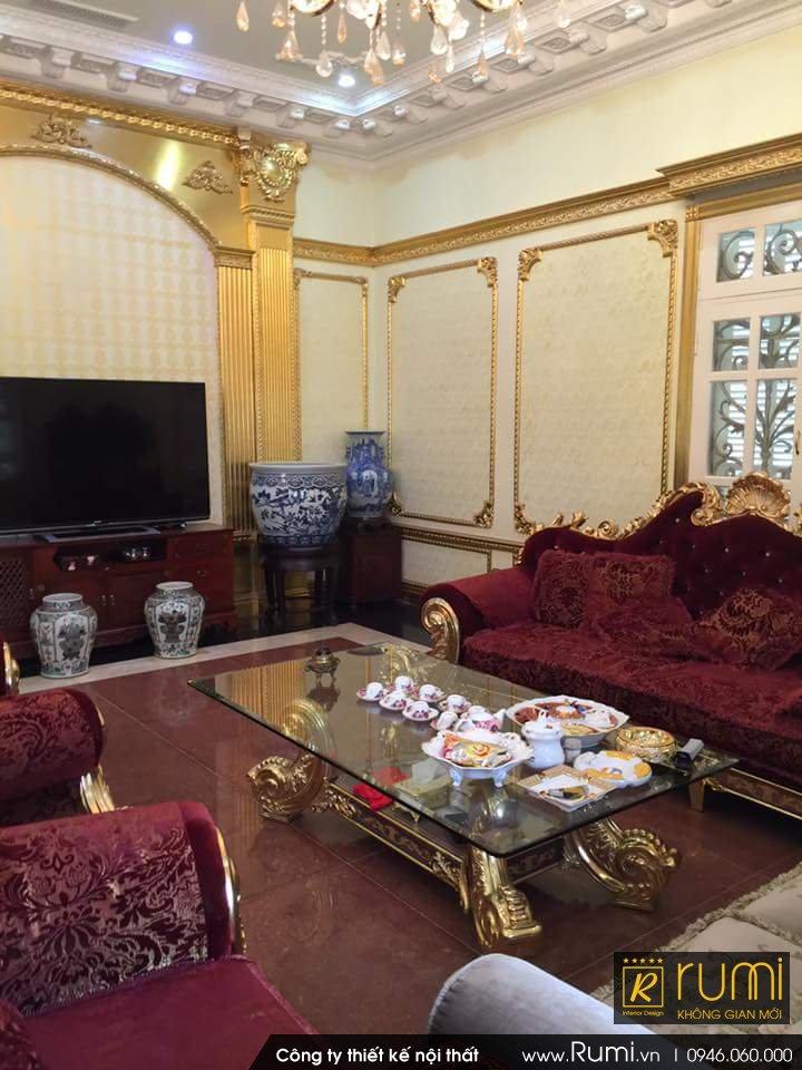 Thi công nội thất tân cổ điển tại Xã Bích Hòa, Thanh Oai
