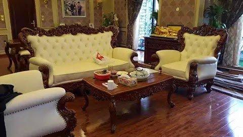 Thi công nội thất tân cổ điển tại Xã Kim Thư, Thanh Oai