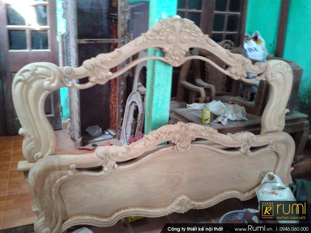 Thi công nội thất tân cổ điển tại Xã Liên Châu, Thanh Oai