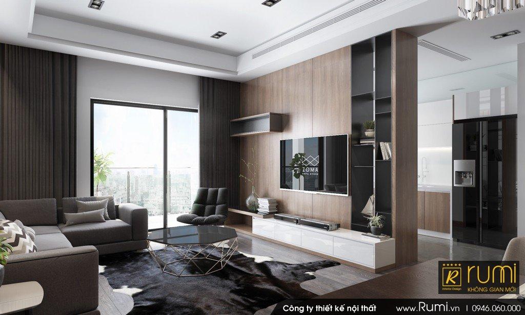 Thi công nội thất chung cư tại Season Avenue, Hà Đông, Hà Nội