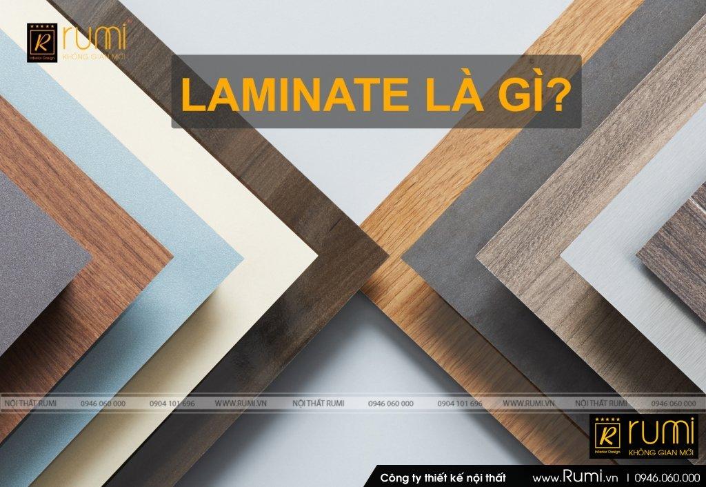 Laminate là gì? Tất tần tật về vật liệu Laminate