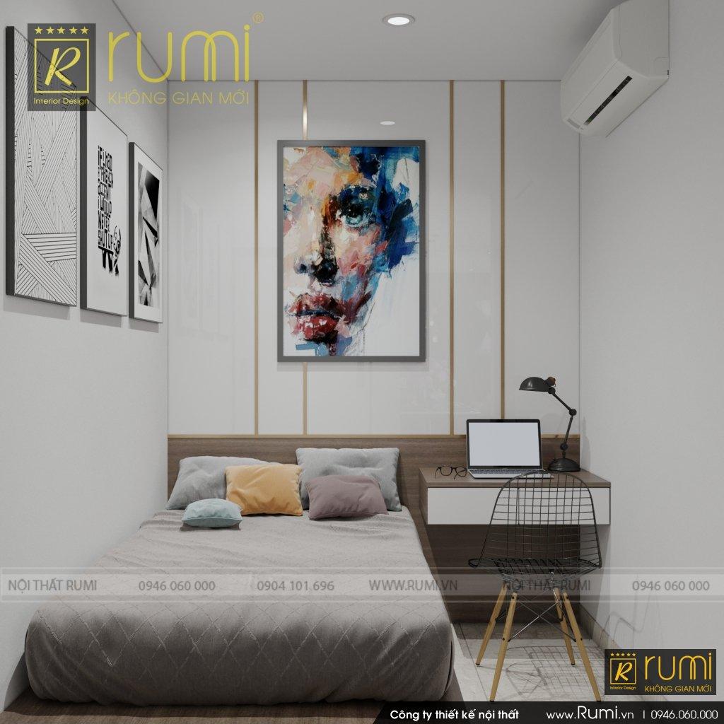 Thiết kế và thi công nội thất căn hộ Vinhomes Ocean Park