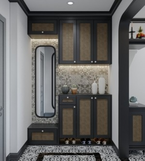 Thiết kế và thi công nội thất căn hộ chung cư Beasky