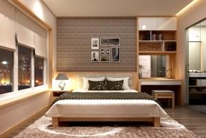 Mẫu thiết kế nội thất chung cư hiên đại - căn hộ Times City, Hà Nội