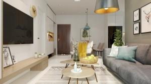 Mẫu thiết kế nội thất chung cư đẹp đáng sống tại Hải Phòng