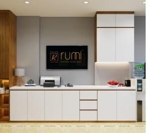 Thiết kế nội thất chung cư Green Bay căn 3904
