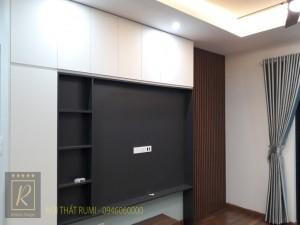Mẫu nội thất chung cư cao cấp và hiện đại Mandarin tại Hà Nội