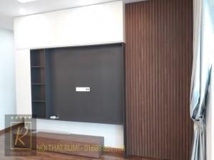 Mẫu nội thất chung cư đẹp 150 m2 ở GOLDEN PALACE Mễ Trì
