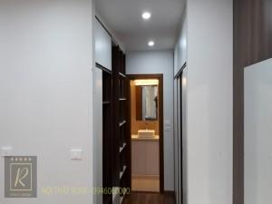 Thiết kế nội thất chung cư 72m2 tại Ninh Bình