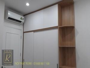 Thiết kế nội thất nhà phố hiện đại và cao cấp tại Hà Nội