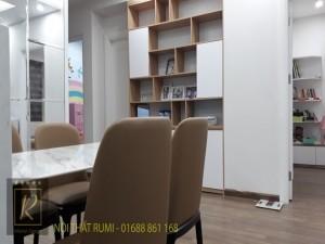 Mẫu thiết kế nội thất nhà phố đẹp, đẳng cấp 3 tầng tại Hải Phòng