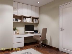 Mẫu thiết kế nội thất nhà biệt thự đẹp hiện đại tại Hà Nội