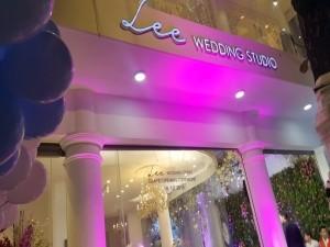 Thi công nội thất showroom Áo Cưới Lee Wedding