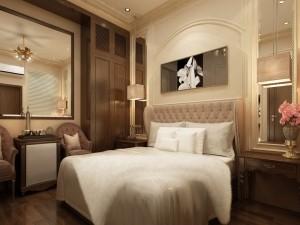 Thi công nội thất sảnh khách sạn tại Hải Phòng