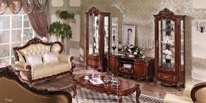 Mẫu phòng khách tân cổ điển RUMIX38