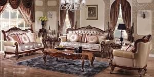 Mẫu phòng khách tân cổ điển RUMIX40
