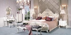 Mẫu phòng ngủ tân cổ điển RUMIX49