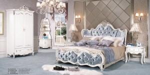 Mẫu phòng ngủ tân cổ điển RUMIX50