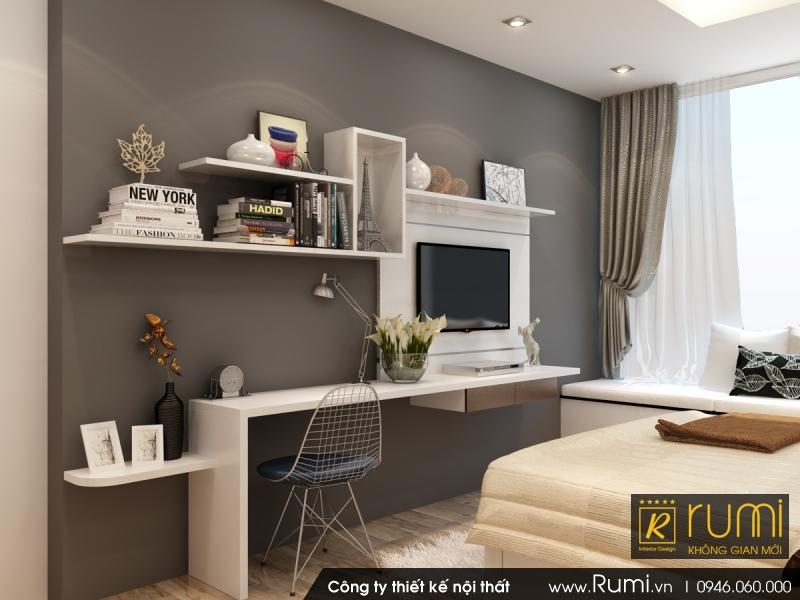 Phòng làm việc có nên đặt chung với phòng ngủ không?