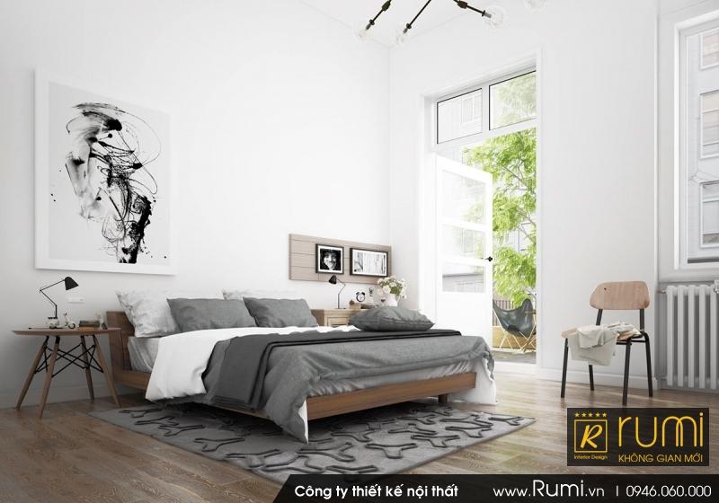 Sửng sốt mẫu nội thất chung cư làm say đắm lòng người