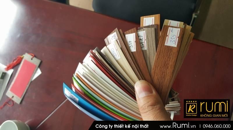 Đơn vị phân phối chỉ dán cạnh PVC uy tín tại Hà Nội