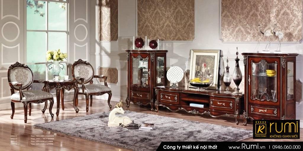 Bộ sưu tập đồ trang trí nội thất tân cổ điển đẹp
