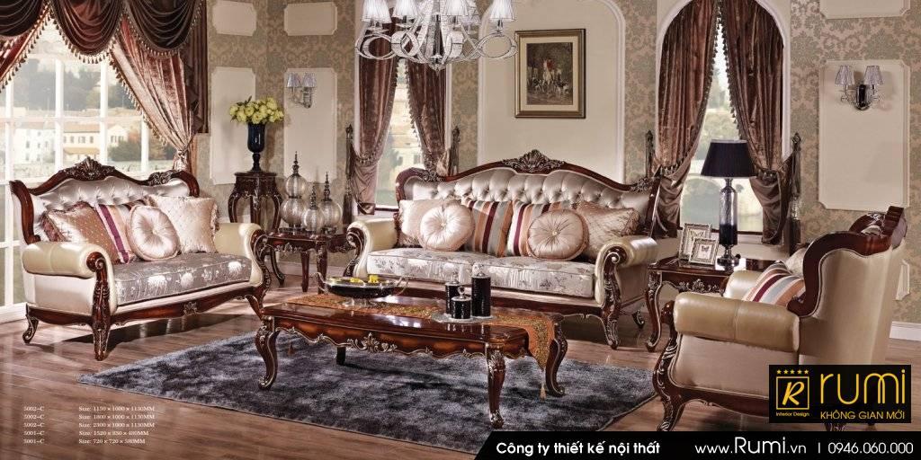 Đồ trang trí nội thất tân cổ điển phong cách Châu Âu