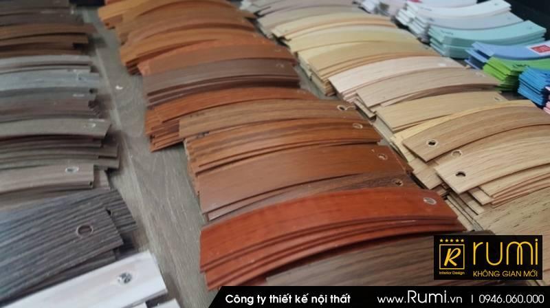 Báo giá nẹp chỉ nhựa PVC, chỉ dán cạnh gỗ công nghiệp