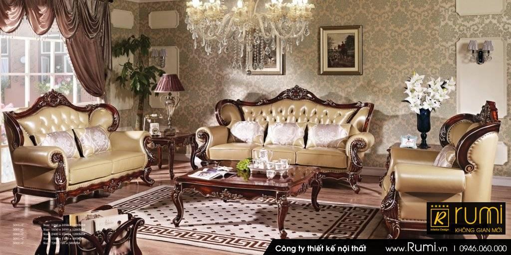 Đồ trang trí nội thất cao cấp cho biệt thự
