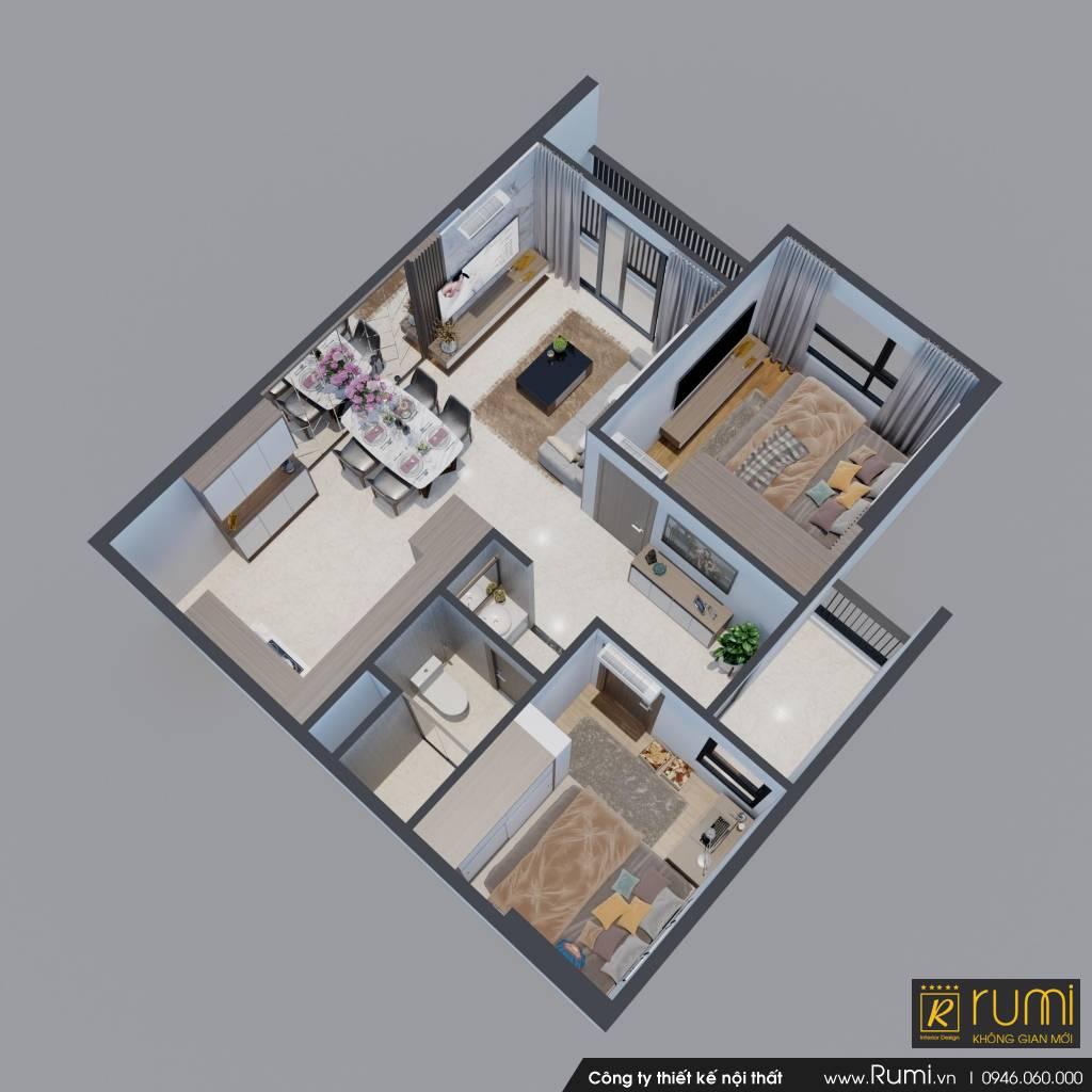 Những điều cần biết khi thiết kế nội thất cho chung cư